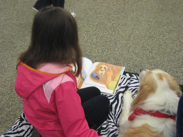 """Woof! I do love a good dog story."""