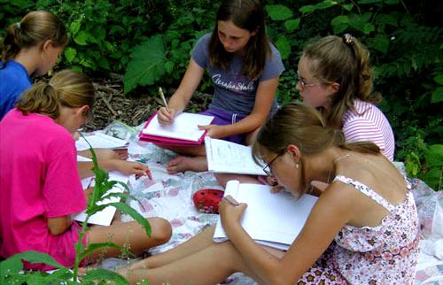 teengirls writing
