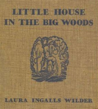 Little House in the Big Woods was the first in the series, publishes in 1932.