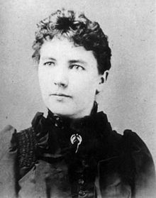Happy birthday Laura Ingalls Wilder!
