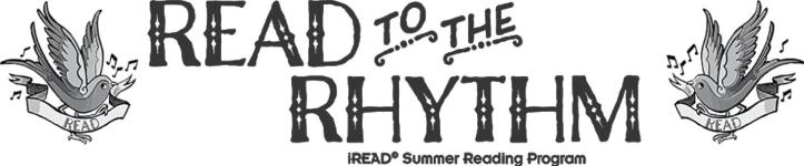 read to the rhythm image