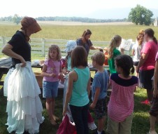 Belle Grove Stories on the Lawn Costumes