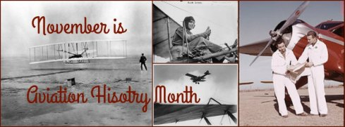 Aviation History Month Graphic