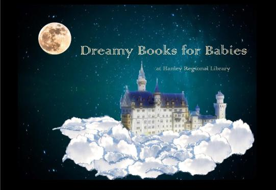 Dreamy Books for Babies Title Card