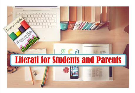 Literati for Students and Parents Title Card jpeg