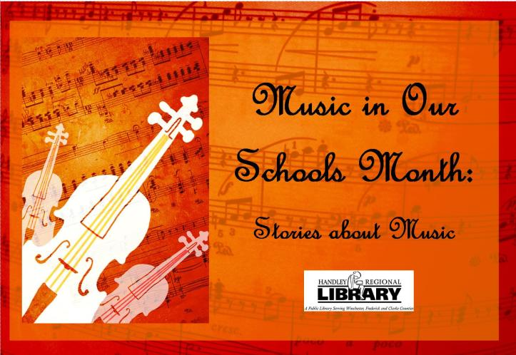 Music in Our Schools Month Title Card