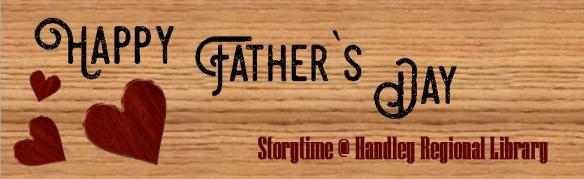 Father's Day Title Card
