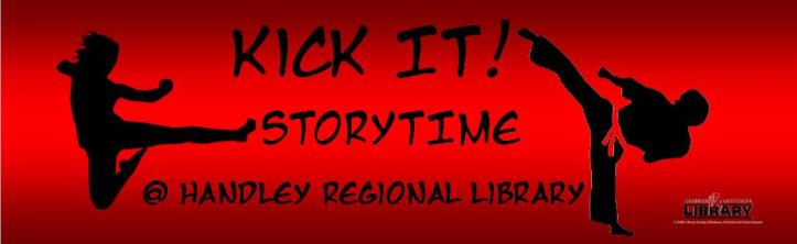 Kick it storytime title card2