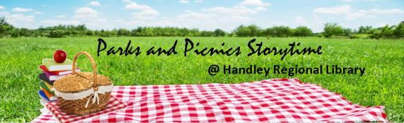 Parks and Picnics Title Card