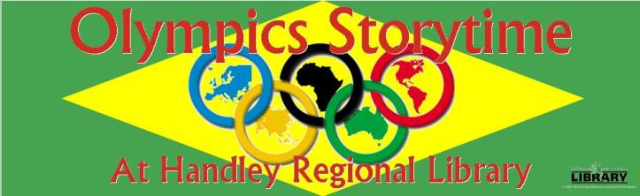 Olympics Storytime Title Card