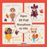 Fall Themed Storytime