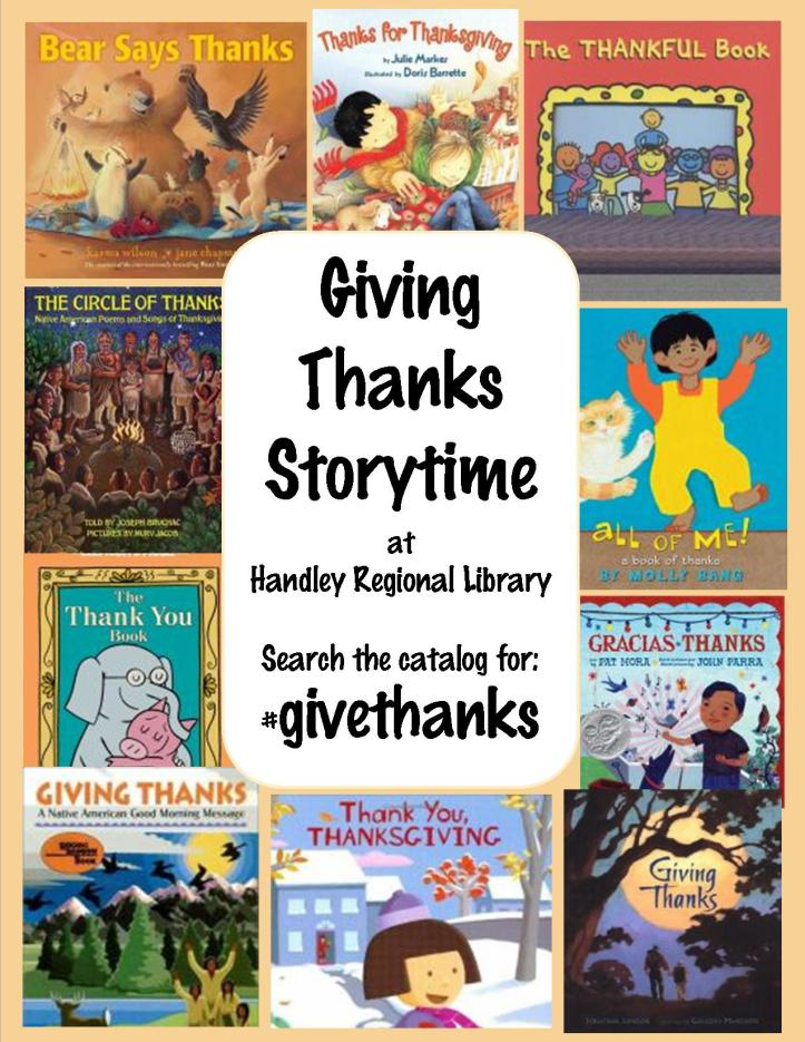 Gratitude and Thankfulness Picture Books