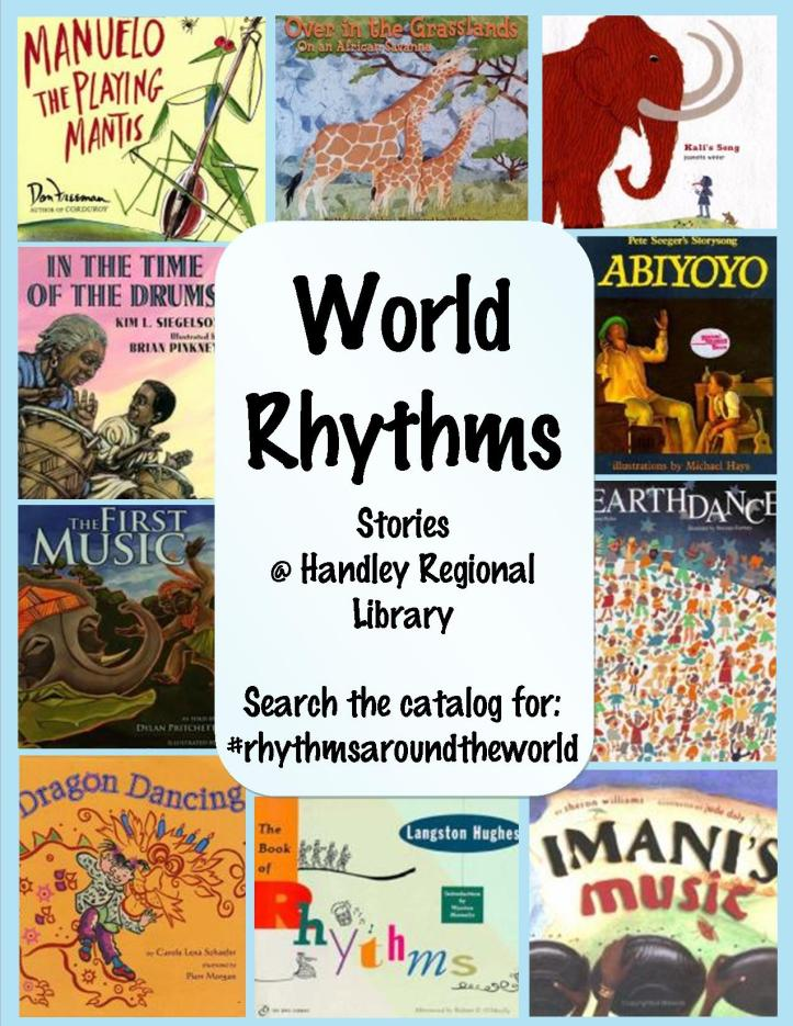 World Rhythms Booklist